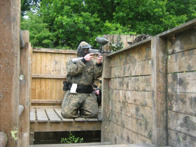 Paintball North Bournemouth