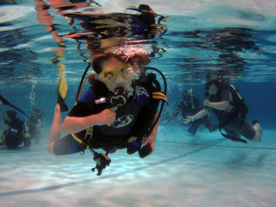 Scuba Diving Worcester