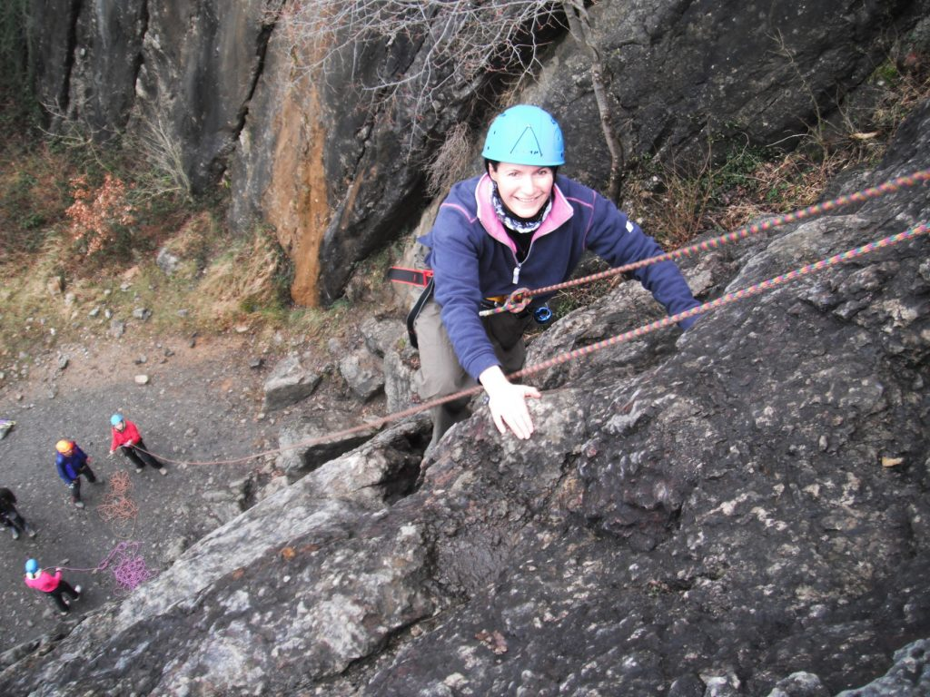 Rock Climbing Neath, West Glamorgan