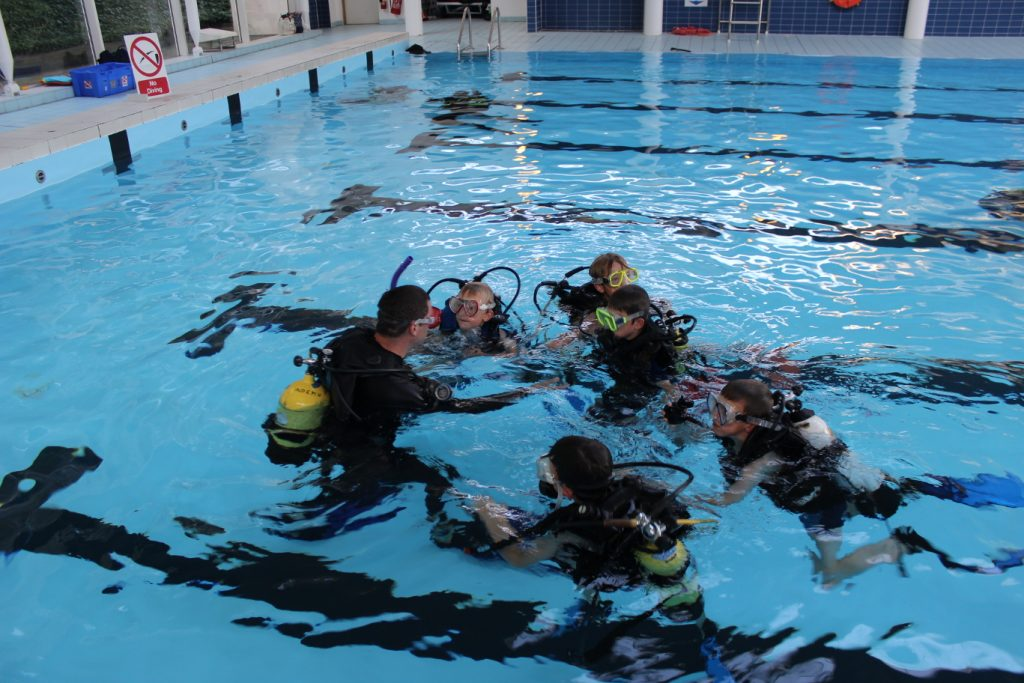 Scuba Diving Hertford Heath