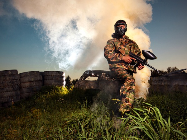 Paintball Camelford, Nr Newquay