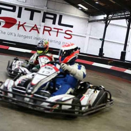 Karting Dagenham, Greater London