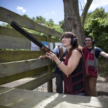 Clay Pigeon Shooting Barnet, Greater London