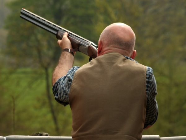 Clay Pigeon Shooting Sittingbourne