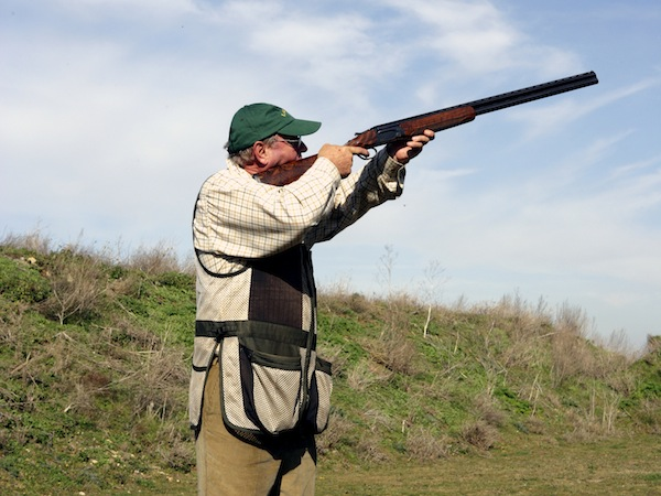 Clay Pigeon Shooting Godstone