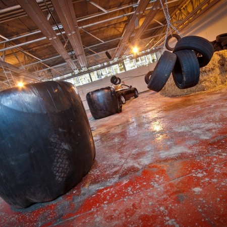 Indoor Paintball Liverpool